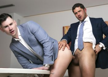 "Dato Foland fucks Lukas Daken in Men At Play's ""The Mentor and Mentee"""
