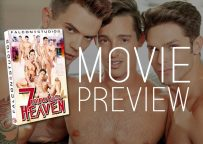 """A first look at Falcon Studios' new bareback movie """"7 Minutes in Heaven"""""""