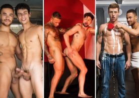 MEN update: Kaleb Stryker, Beaux Banks, Billy Essex, Drew Dixon and Justin Matthews