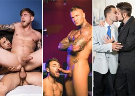 MEN update: Dante Colle, Steve Rickz, Billy Essex, Max Adonis and Jesse Prather