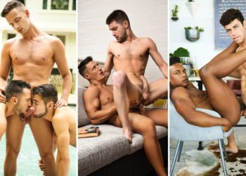 MEN update: Dante Colle, Colby Tucker, Damon Heart, Jax, Johnny Rapid, Kaleb Stryker & more