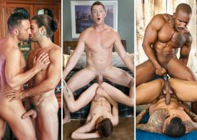 MEN update: Diego Sans, Colby Tucker, Pierce Paris, Joey Mills, Max Konnor & Boomer Banks