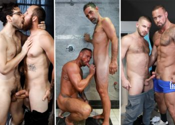 Pride Studios: Dustin Steele, Angel Ventura, Joe Parker, Michael Roman and Sean Harding