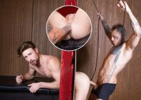 """Bo Sinn stretches Drew Dixon's hole to the max in """"Wall Stuffed"""" part one from Bromo"""