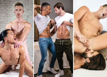 Men.com: Nick Fitt, Armond Rizzo, Max Adonis, Zario Travezz, Diego Sans & Shawn Andrews