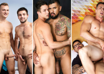 Men.com: Lance Weber, Johnny Rapid, Boomer Banks, Nic Sahara, Ryan Bones & Ace Quinn