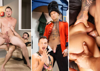 MEN update: Scott Demarco, Pierce Paris, Billy Essex, Damon Heart, Pierre Fitch & Tony Carusso