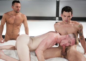 "Masqulin: Dakota Payne and Nick Fitt flip-fuck in ""Picture Perfect"" part 2"