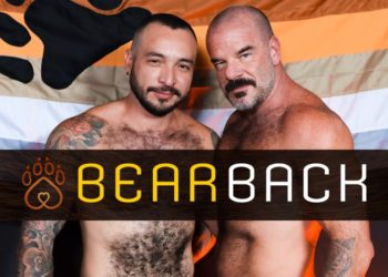 Pride Studios: Julian Torres and Jack Dyer flip-fuck in BearBack pilot video