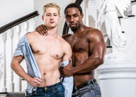 "Noir Male: Taylor Reign bottoms for DeAngelo Jackson in ""Call Boy Decoy"""