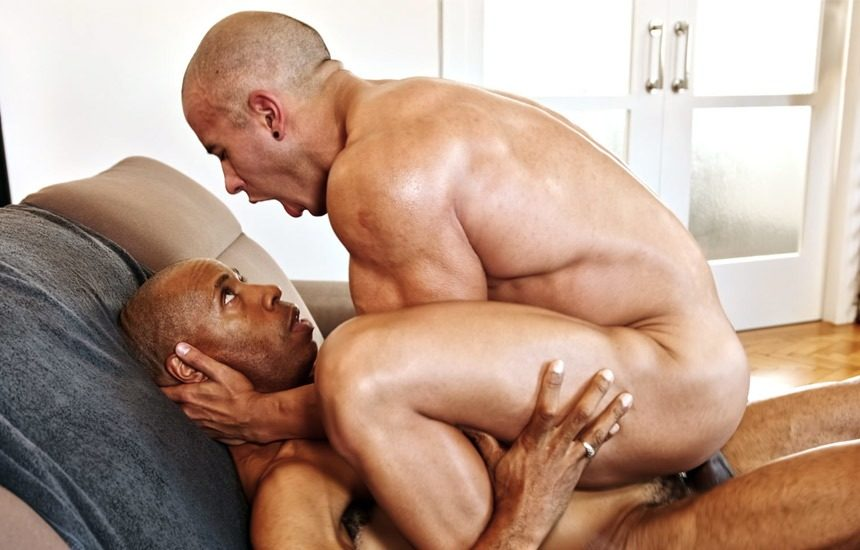 TimTales: Jamal Kingston slams his big raw cock deep into Vicenzo's hole