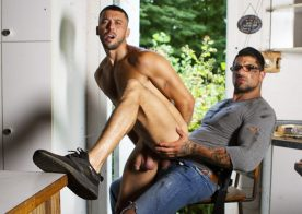 "Masqulin: Ryan Bones fucks Shane Jackson's bare ass in ""The Last Men"" part two"