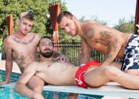 "Next Door Studios: Ryan Jordan & Carter Woods pass Johnny B around in ""Three Play"""
