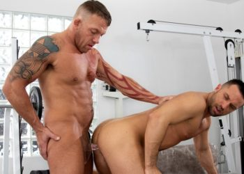 "Icon Male: Tristan Brazer fucks Colby Tucker in ""My Best Friend's Dad"" part one"