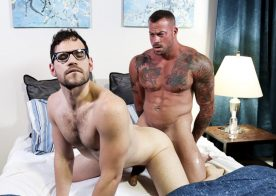 "Pride Studios: Angel Ventura bottoms for Sean Duran in ""I Will Pay You Back Somehow"""