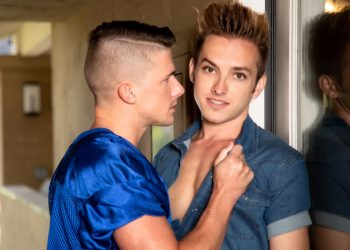"Next Door Studios: Bar Addison gets fucked by Jake Porter in ""Closet Jock"""