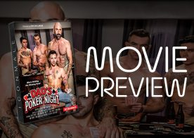 "Icon Male goes bareback with upcoming ""Dad's Poker Night"" movie"