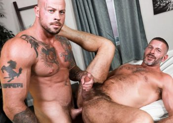 Pride Studios: Sean Duran pounds massage therapist Clay Towers
