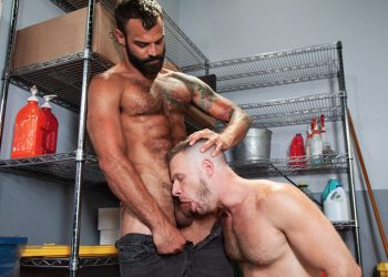 "Raging Stallion: Brian Bonds and Drake Masters suck in ""Blood Moon: Timberwolves 2"""