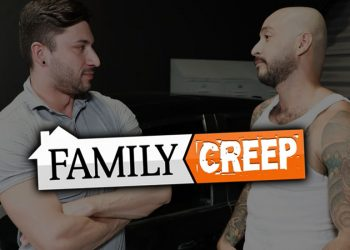 "Family Creep: Scott Demarco fucks stepdad Julian Torres in ""Mom Wants Us To Bond"""
