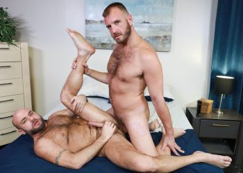 "Pride Studios: Jax Hammer and Chase Ryder fuck each other in ""Versatile Fur"""