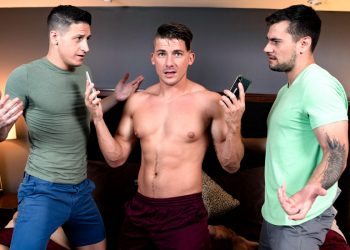 "Next Door Studios: Jake Porter bottoms for Dalton Riley & Princeton Price in ""All About Jake"""