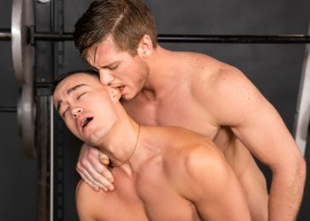 Sean Cody: Jax plows Jayce's bare ass and coats his face with cum