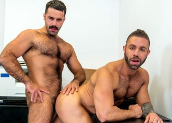 "Masqulin: Teddy Torres raw-fucks Eddy Ceetee in ""Secret Admirer"""
