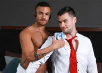 """Next Door Taboo: Princeton Price fucks his step-brother Beaux Banks in """"Beauxmance"""""""