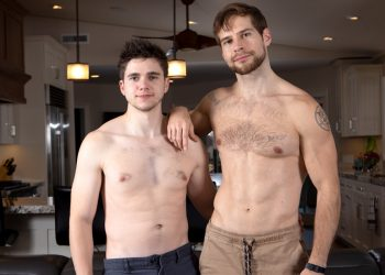 "Next Door Studios: David Skylar pounds Will Braun in ""Boyfriend Swap"" (scene 2)"