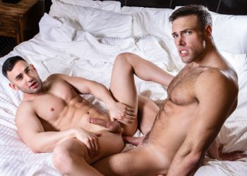 "MEN: Shane Amari flip-fucks with Alex Mecum in ""First Time Jitters"""