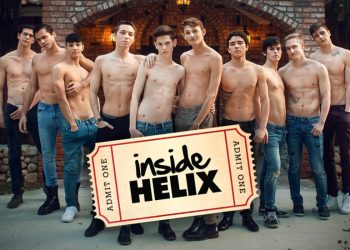 "Here's the teaser for Helix Studios' new web-series ""Inside Helix"""