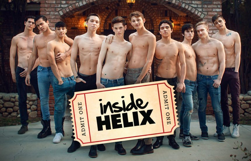 """Here's the teaser for Helix Studios' new web-series """"Inside Helix"""""""
