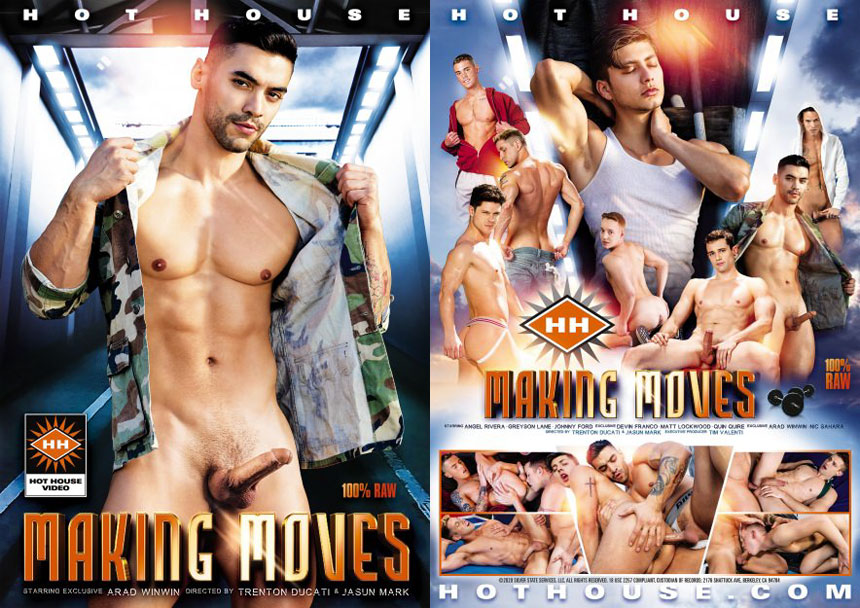 Making Moves DVD cover