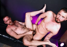 "Pride Studios: Asher Devin pounds Liam Greer's bare hole in ""Pounding My Meat"""