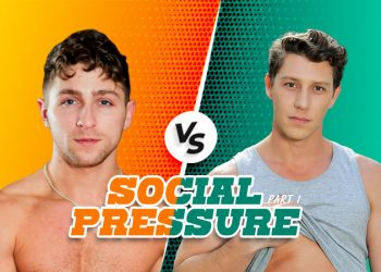"Masqulin: Calvin Banks competes with Paul Canon in ""Social Pressure"" (scene 1)"