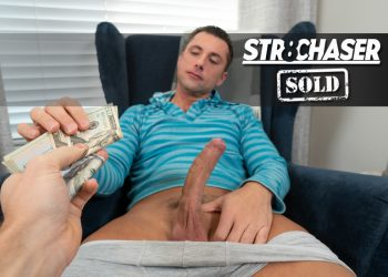Reality Dudes: Wolfie Blue gets fucked in a hot Str8 Chaser episode