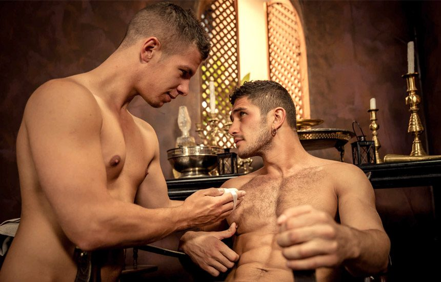 """Remember Paul Walker and Dato Foland flip-fucking in the """"Gay of Thrones"""" series?"""