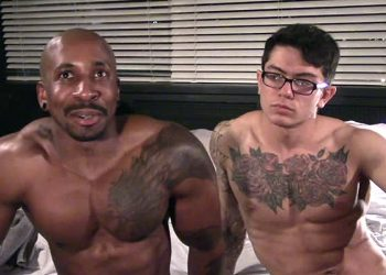 CockyBoys: Clark Davis bottoms for Max Konnor and takes his big raw cock