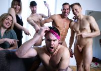 Masqulin: Beau Reed gets tricked by Manuel Skye, Drew Dixon & Ethan Chase