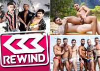 April Rewind! Here is Queer Fever's Gay Porn Top 10
