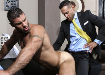 "Men At Play: Alex Marte and Marco Wilson fuck in ""Non-Capisco"" (Editor's Cut)"