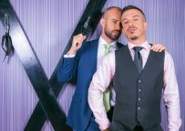 """Men At Play: Bruno Max and Jonathan Miranda fuck each other in """"Sex Games"""""""