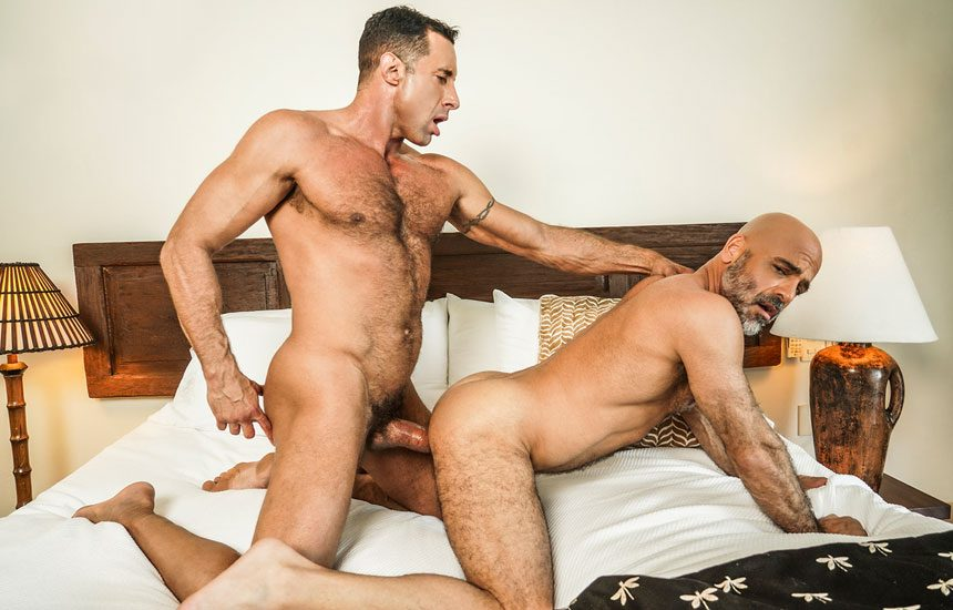 """Adam Russo takes Nick Capra's thick dick in """"Secrets between Uncles and Nephews"""" (scene 4)"""