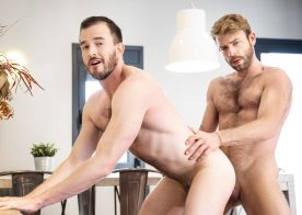"MEN: Franky Fox gets fucked by Gabriel Phoenix in ""A Day In The Life"""