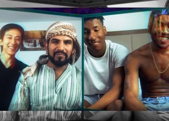 "MEN: Jafar Azeezi & Tyler Wu and Pablo Strokess & Jaiden Dinero in ""Remote Control"" (part 8)"
