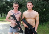 Active Duty: Justin Weston is back and pounds Ryan Jordan's hole