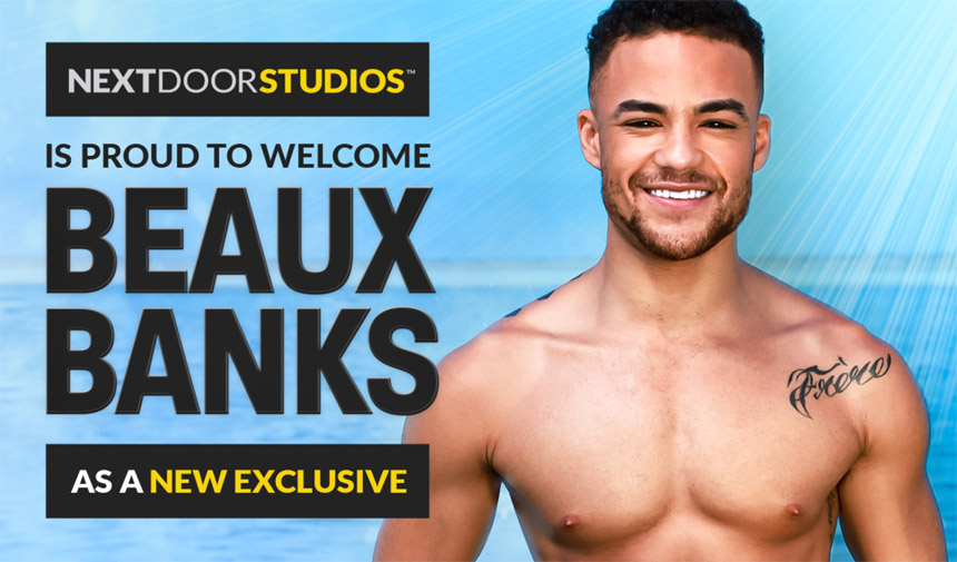 Beaux Banks becomes exclusive Next Door Studios model