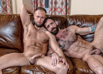 "Icon Male: Zayne Roman fucks Jake Nicola in ""Seducing The Straight Guy"" (scene 2)"