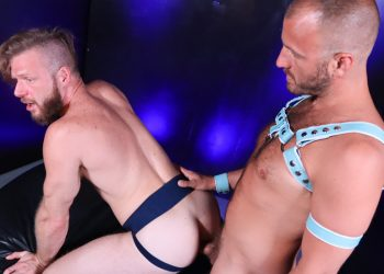 "Pride Studios: Chase Ryder pounds Brian Bonds in ""I Want That Big Cock"""